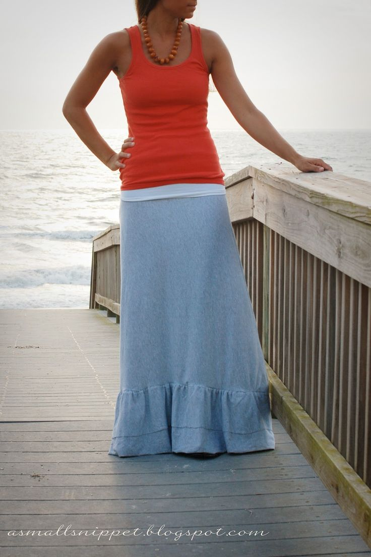 36 best Sew Your Own Maxi Skirt images on Pinterest | Diy maxi ...