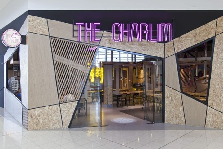 The Charlim restaurant by Span Design, Sydney – Australia
