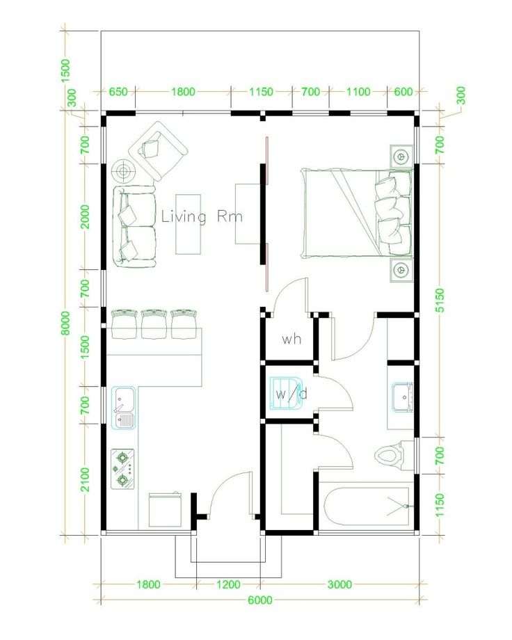 studio house plans 6x8 hip roof in 2020 with images