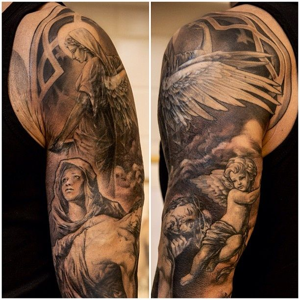 Image Result For Best And Awesome Chest Tattoos For Men