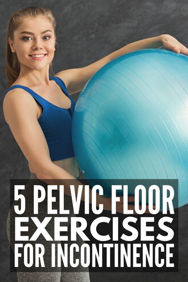 5 Strengthening Postpartum Pelvic Floor Exercises for New