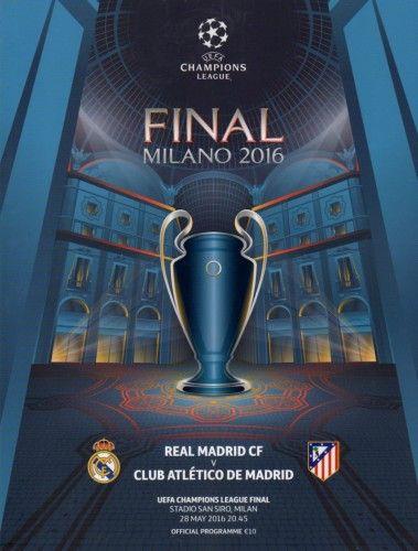 brand 2016 UEFA Champions League Final