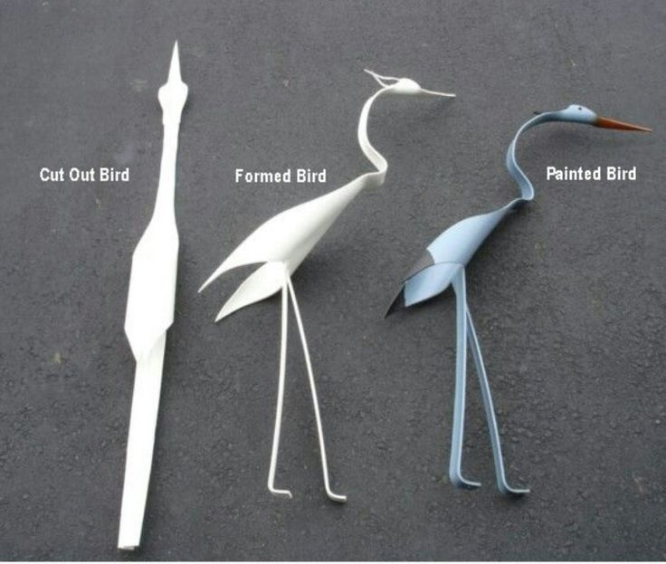78 images about pvc pipe birds on pinterest metals for Pvc crafts