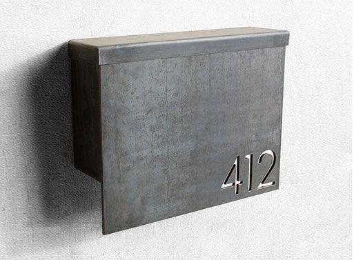 Modern Mailboxes — ACCESSORIES -- Better Living Through Design