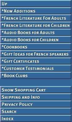 """US source for actual french literature for children (as opposed to """"teach your kids french"""" books so often found)"""