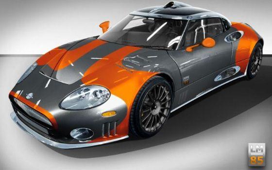 Spyker GT2 LeMans