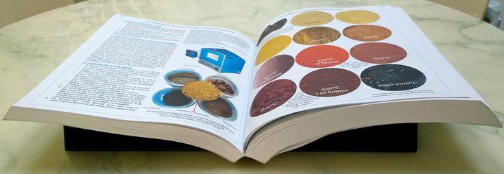 Mon second livre : la cuisson des ocres