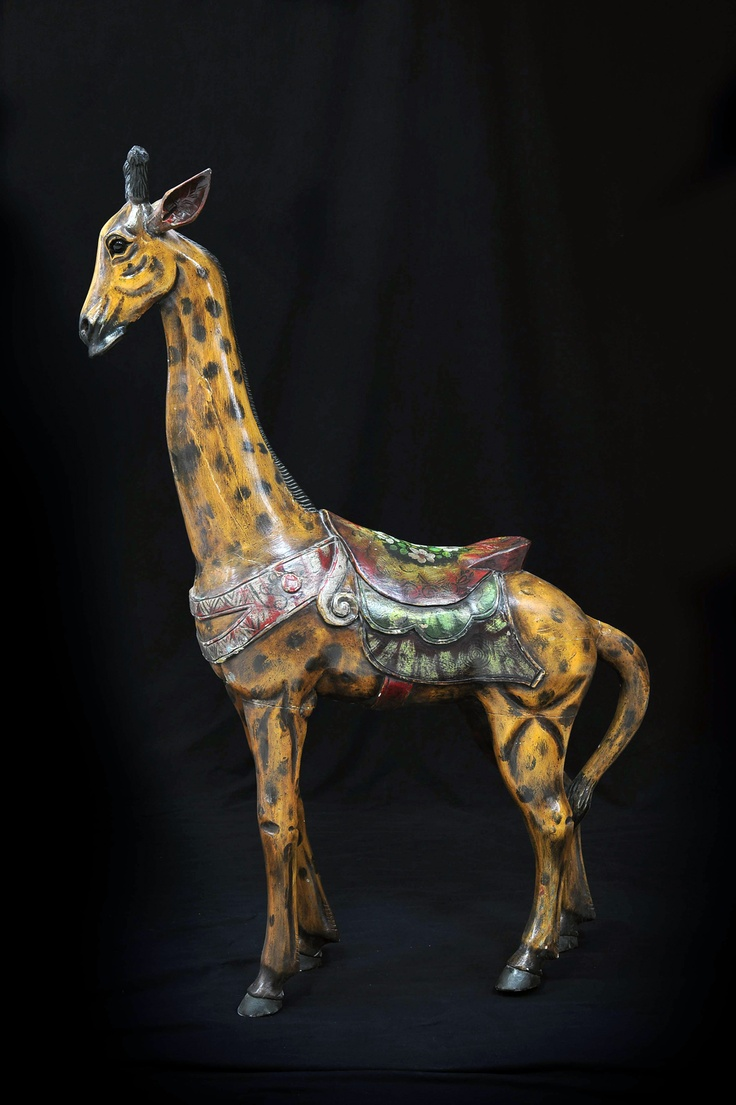 National carousel association denver zoo carousel african wild dog - Love This Carousel Piece It S So Different