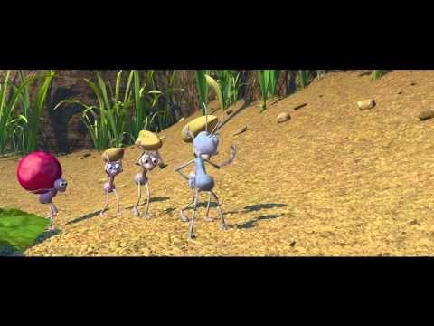 '1001 pattes' (A bug's Life), un film d'animation de John Lasseter