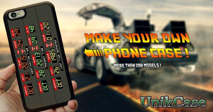 PERSONALIZE YOUR CELL PHONE CASE! MORE THAN 200 MODELS! /back to the future/ www.UnikCase.com #Canada #Promo #Creation #UnikCase #Etui  #Cellulaire #Phone #Case #Unique #Unik #Android #Amazone #Google #iPhone #Samsung #Blackberry #iPad #Nokia #Nexus #Htc #huawei  #LG #Motog #Motoe #Motox #Motorola #Sony #Xperia