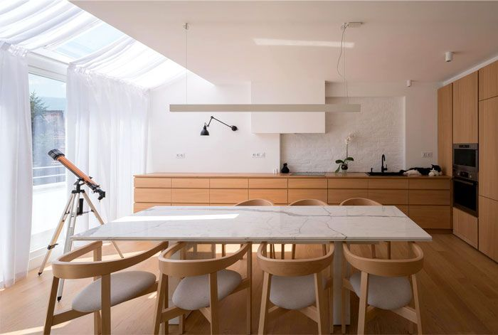 Apartment That Maximize Small Space with Clever Design - InteriorZine