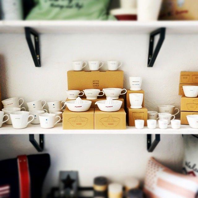 New at www.homegolucky.com #keithbrymerjones #homegolucky #showroom #berlin #pberg #sunday #newbrand #porzellan #porcelain #home #deco #decoration #design #mug #white