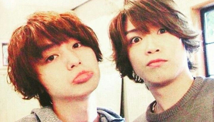 Kei and yuya