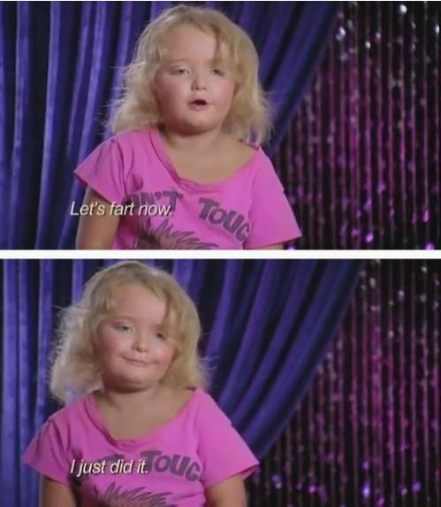 haha love honey booboo
