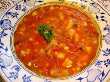 Serbische Bohnensuppe ... Rezept - Rezepte kochen - kochbar.de