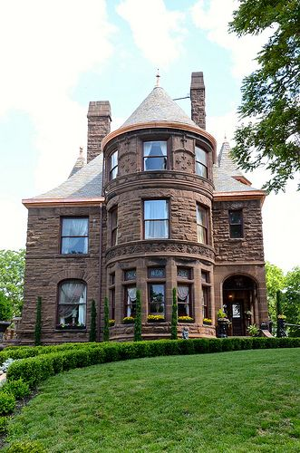 Historic Mansions - Kansas City