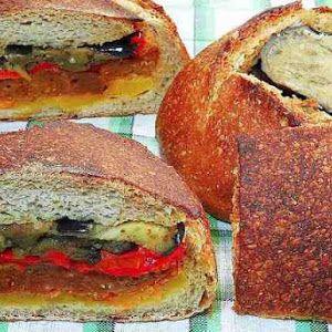 Aloo paratha (pan frito relleno). Recetas indias | Recetas de Cocina Casera - Recetas fáciles y sencillas