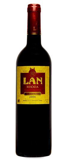 2006 Bodegas LAN Crianza Rioja