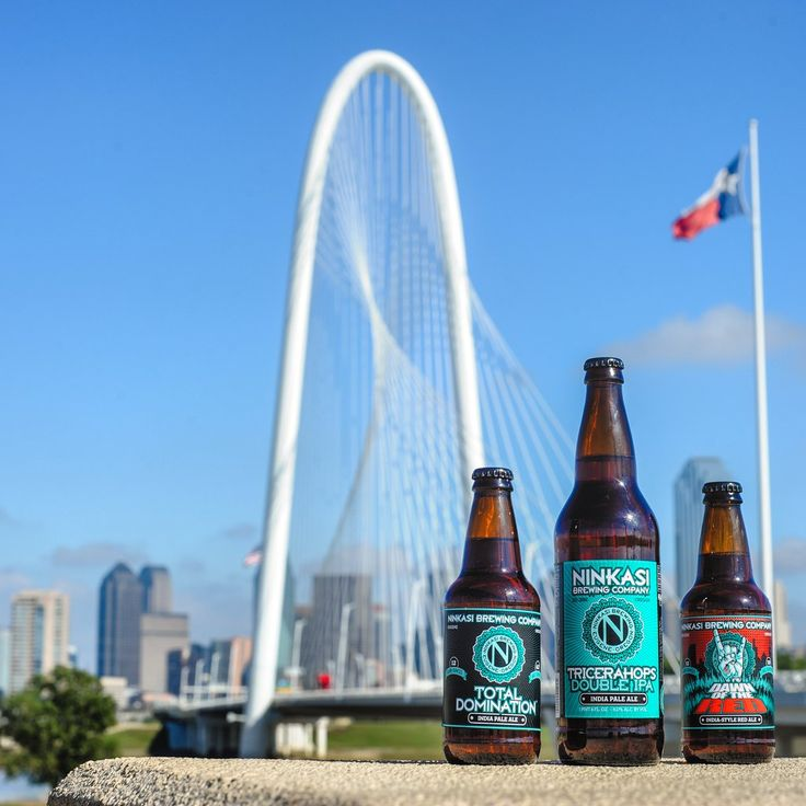 NOW FLOWING in Dallas & Fort Worth! Help give us a warm welcome with a