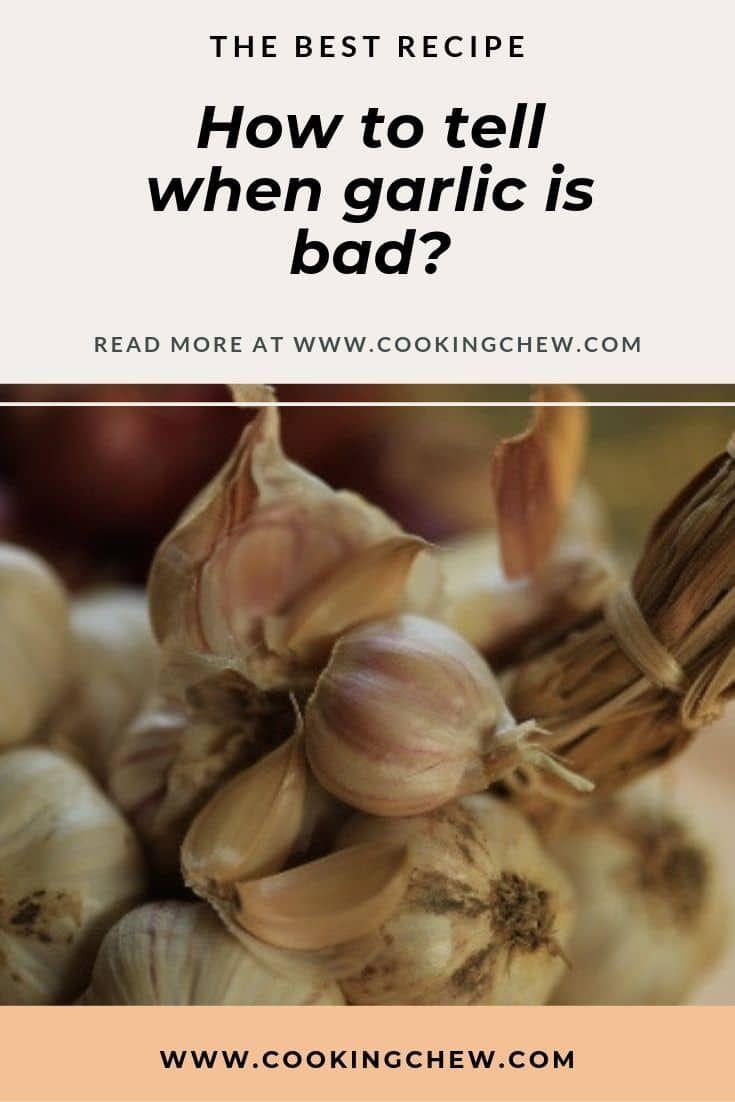 Can Garlic Go Bad Garlic How To Peel Garlic How To Store Garlic