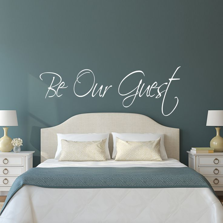 Best 25+ Be our guest sign ideas on Pinterest - spare bedroom ideas