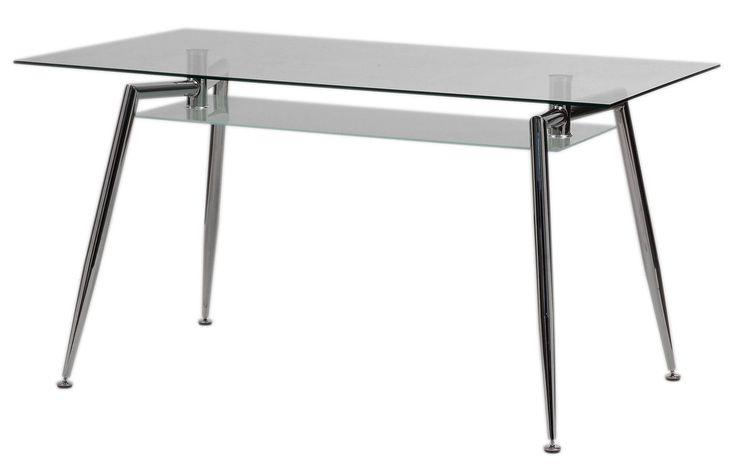 ΔΙΑΦΑΝΟ - Τραπέζι τραπεζαρίας OHIO EUR 129€ !!!!