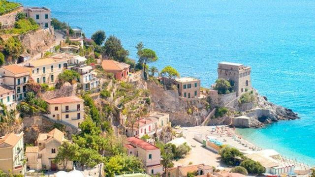 Amalfi coast - Campania