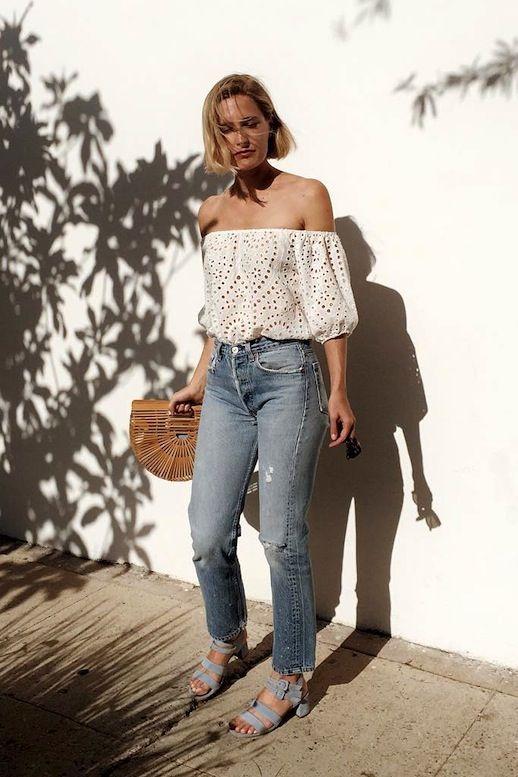 Copy Haley Boyd's Fun And Flirty Summer Look