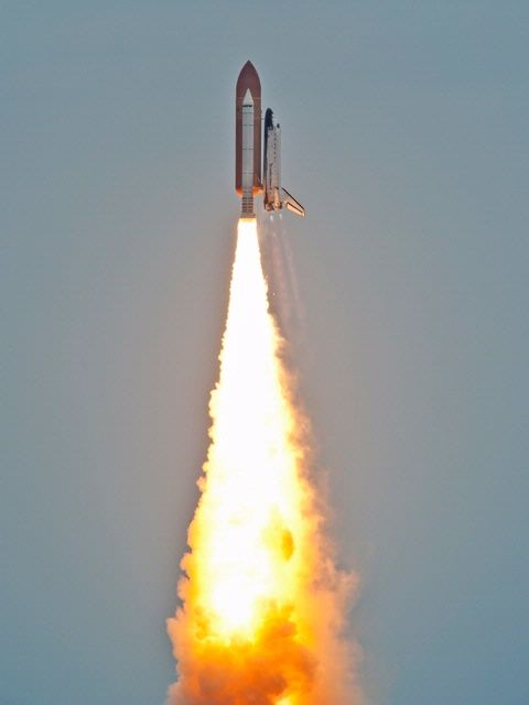 July 8, 2011. The final space shuttle mission takes flight ...