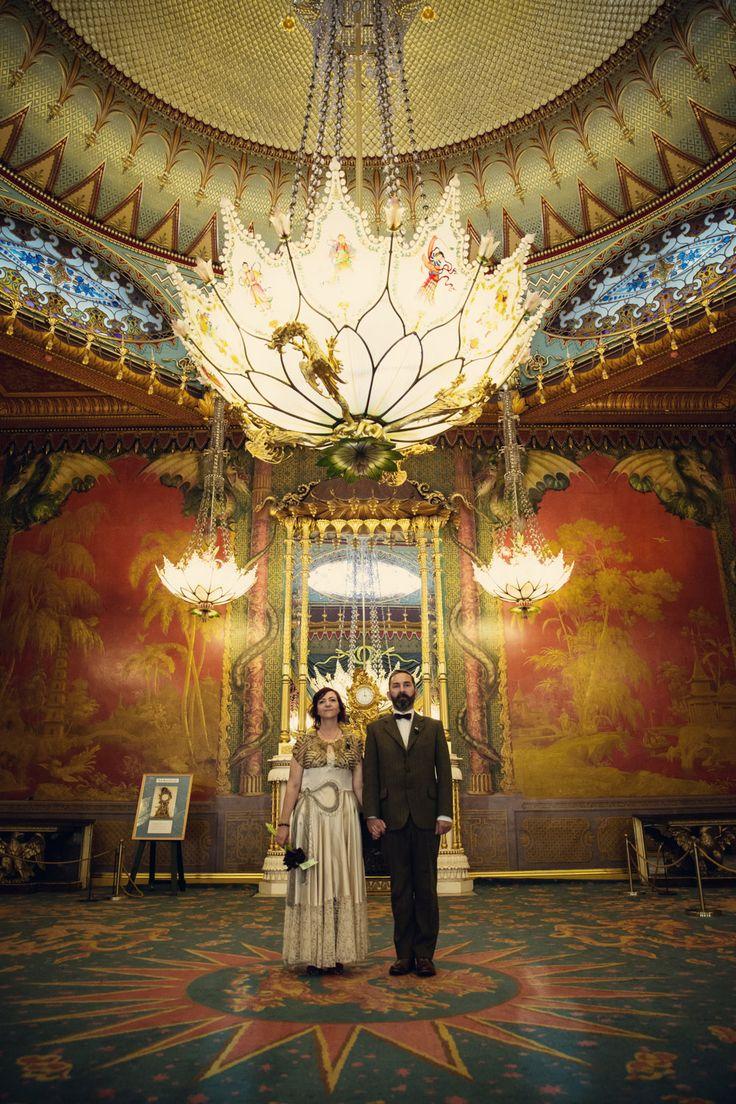 The Music Room, The Royal Pavillion, Brighton