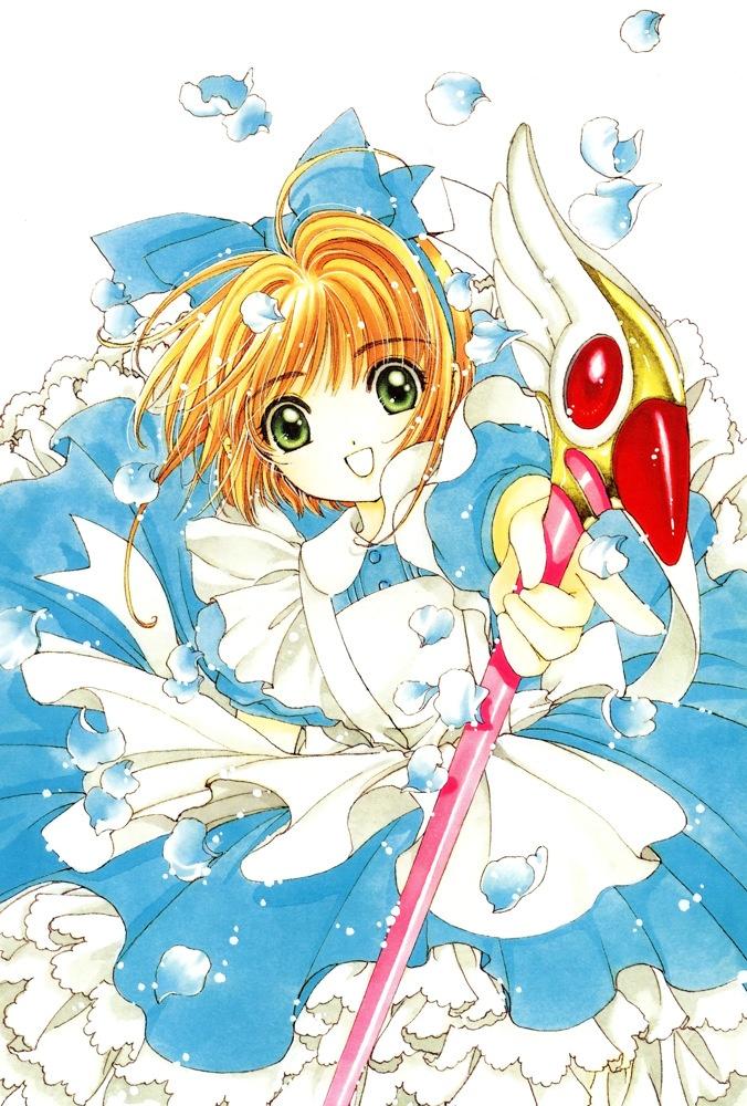 blue dress -- Cardcaptor Sakura -- www.animepaper.net