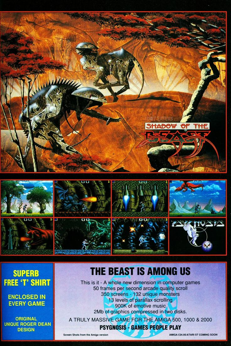 If it's Thursday, it must be more great box art from #Psygnosis: Maybe their greatest game. (1989) #retrogaming #bitstory