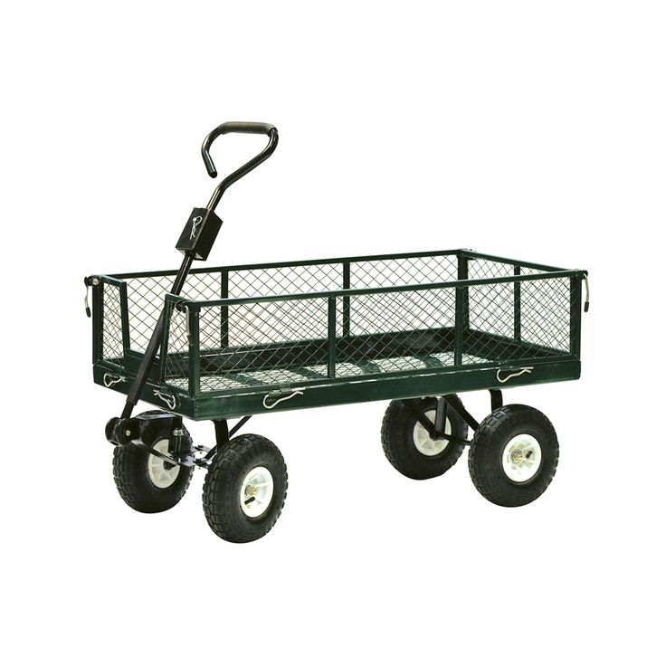 Precision Products 4cu ft Steel Yard Cart
