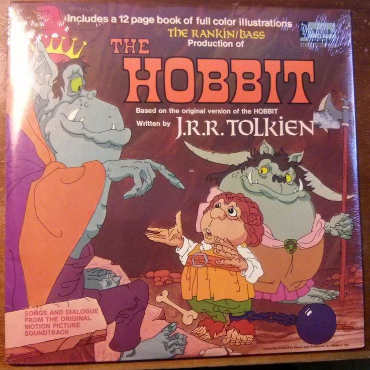 Rankin Bass Lord Of The Rings Soundtrack