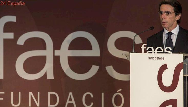 Aznar ficha por Latham & Watkins, el bufete más grande del mundo