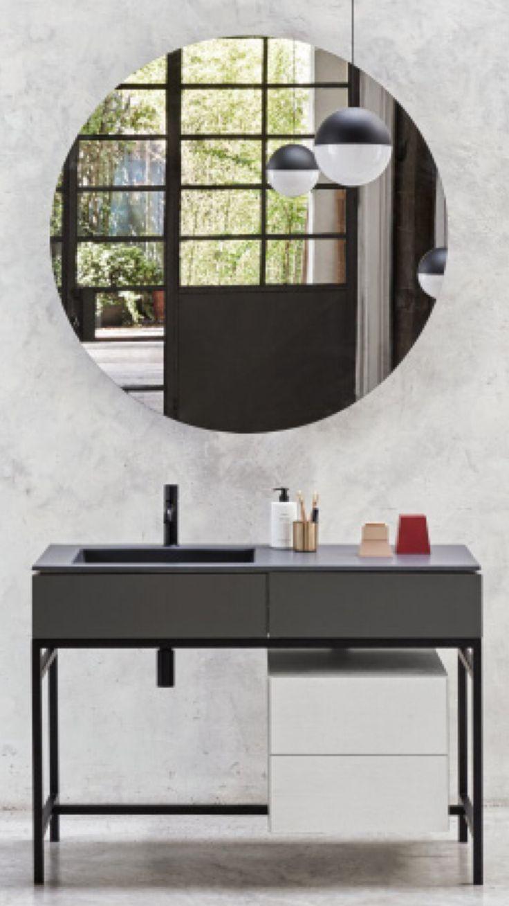 Milano collection / Ceramica Cielo / design: Andrea Parisio and Giuseppe Pezzano