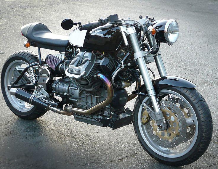 Arnie's Guzzi RSFA 800