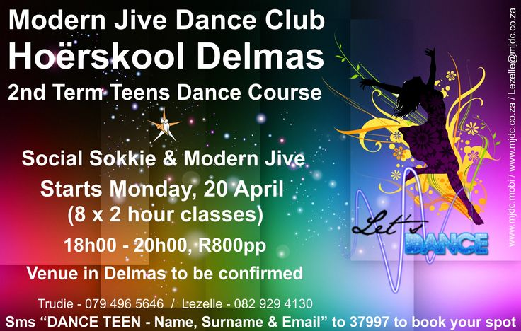 DELMAS be Prepared for FUN! www.mjdc.co.za