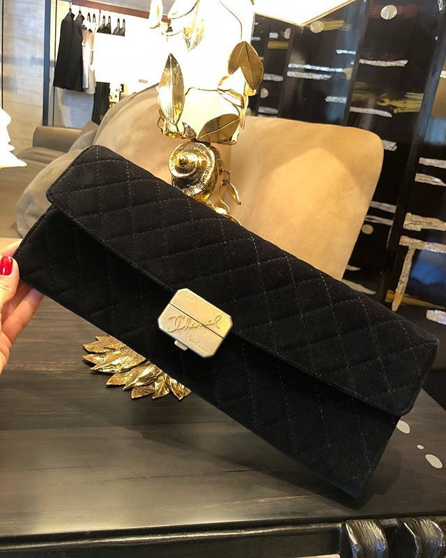 Paris Hamburg Clutch Made With Love by Chanel b5f668349c943