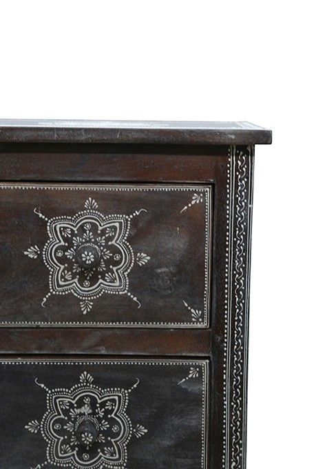 Kali Henna Bedside - Bedsides - Tables - Furniture