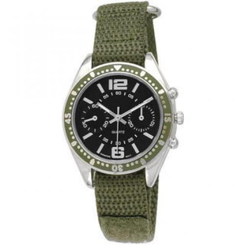 Nylon Strap Watch