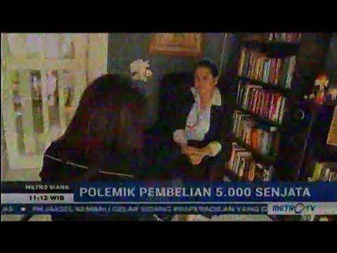 [5000 Senjata Ilegal] Pengamat Militer Sesalkan Pernyataan Panglima TNI