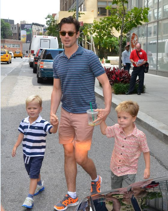 All I want is to be a trophy husband, walking around in Nantucket Reds with his perfect blond children