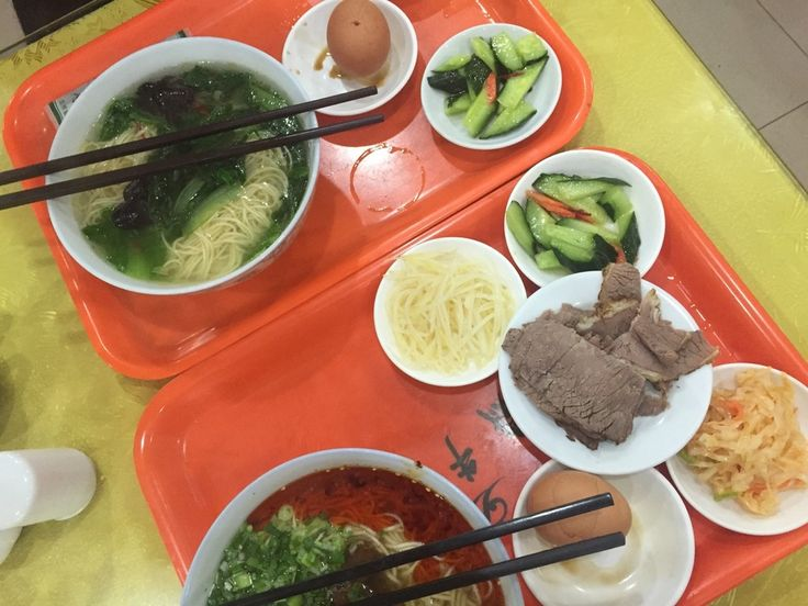 Day 9-10: Lanzhou — With Shanghaihabits. Famous Lanzhou La Mian 兰州拉面