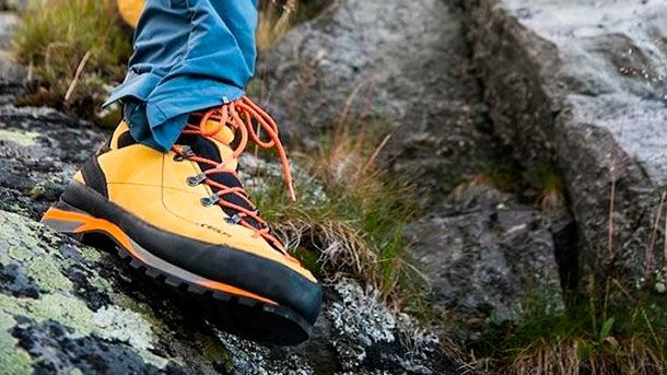 Crossover Rainier Thermo GTX и Crossover Trek Light GTX  новые походные ботинки от Crispi