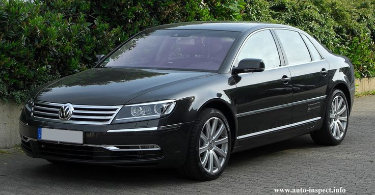 Auto Holdings: Volkswagen Phaeton