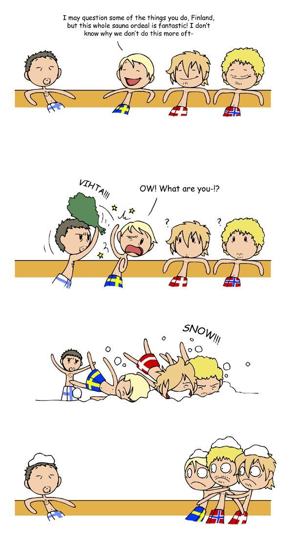 Juuri näin suomalaiset!