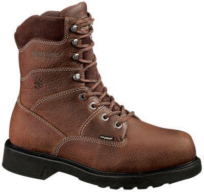 Wolverine DuraShocks Tremor Work Boots for Men - 10.5 M
