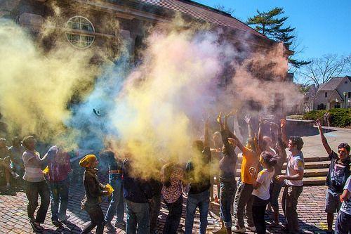 Holi Festival - Athens, Ohio