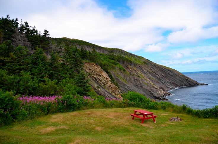 Meat Cove, Cape Breton, Nova Scotia Canada